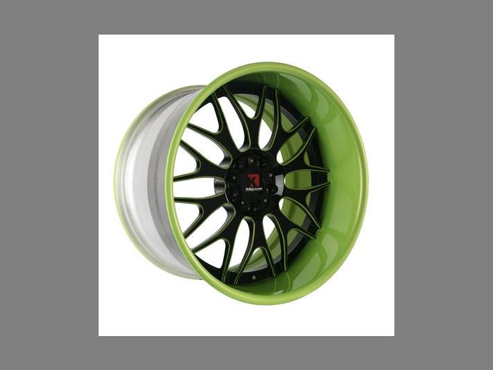 K10.0 black face lambo green window lambo green lip(オプションカラー)
