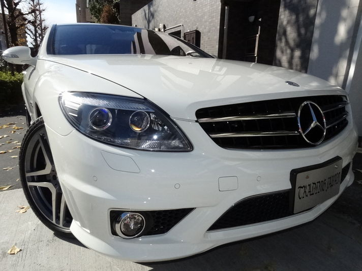 AMG amg clクラス cl63 : trading-japan.co.jp