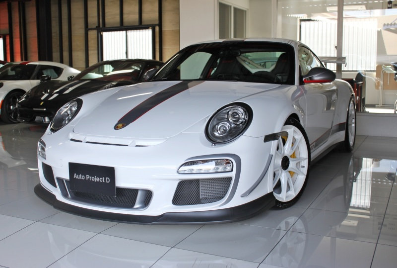 ポルシェ 911(Type997) 997 GT3 RS 4.0 Limited Edition