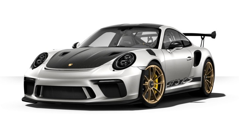 ポルシェ 911(Type911) 2019MY New 991.2 GT3RS 7-PDK LHD 520PS EU-Spec