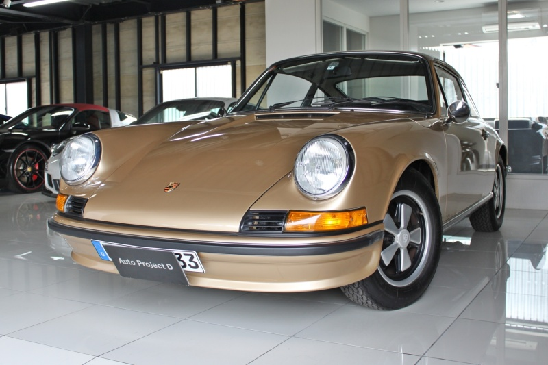 ポルシェ 911(Type911) 911S 2.4L 190PS 5MT