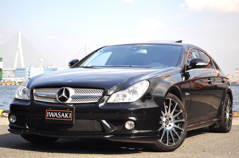 AMG : amg clsクラス cls55 : erlang.info