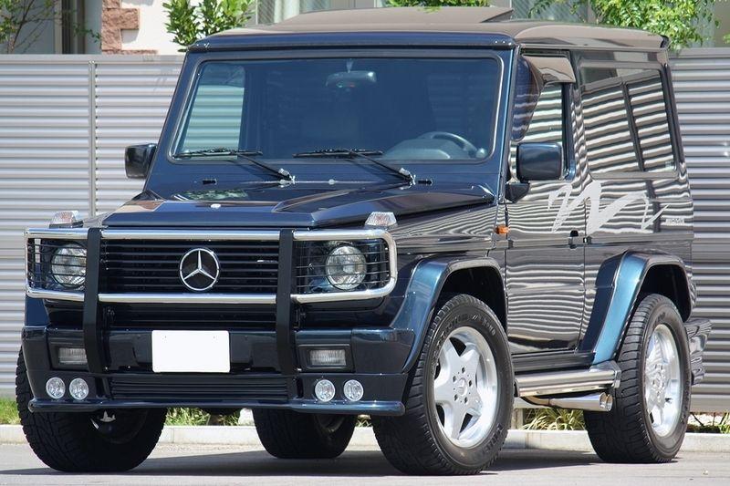 Amg g36 for Mercedes benz g36
