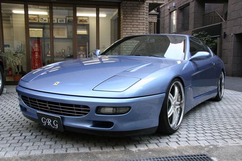 フェラーリ 456 456GT MT D車 H...