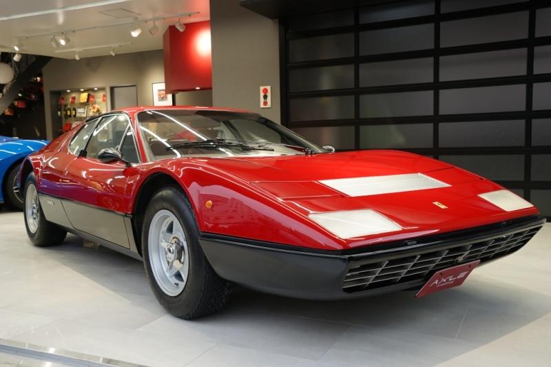フェラーリ 365 GT4/BB 国内登録40年 総生産台数387台