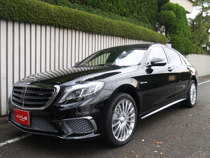 AMG Sクラス S65AMG LONG 新車