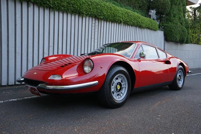 フェラーリ ディーノ 246gt Tipo-M