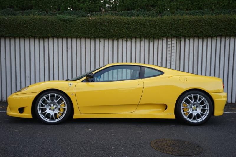 フェラーリ 360チャレンジストラダーレ ストライプ