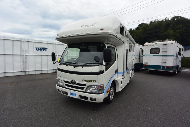 NUTS RV(ナッツアールブイ) クレソンボヤージュ 4WD