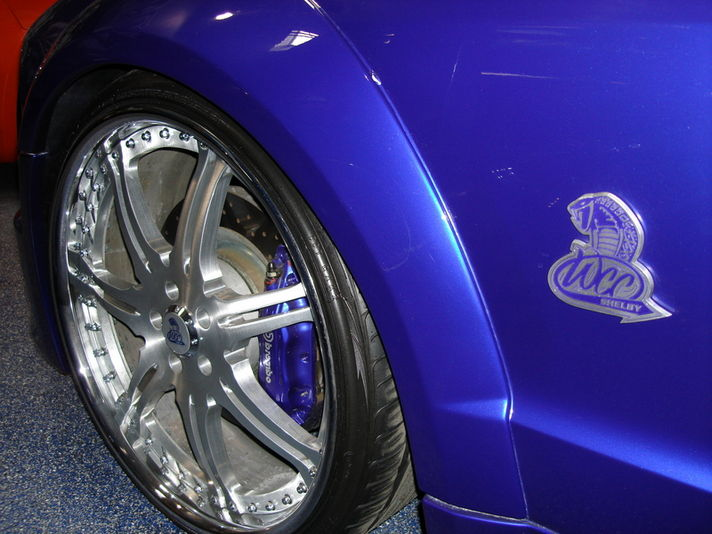 SHELBY Cobra WCC Original wheel by ASANTI