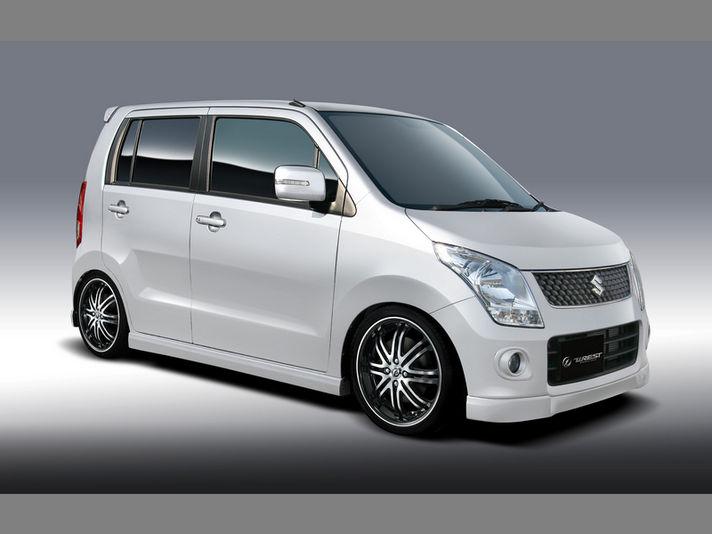 スズキ ワゴンR+17x5.5
