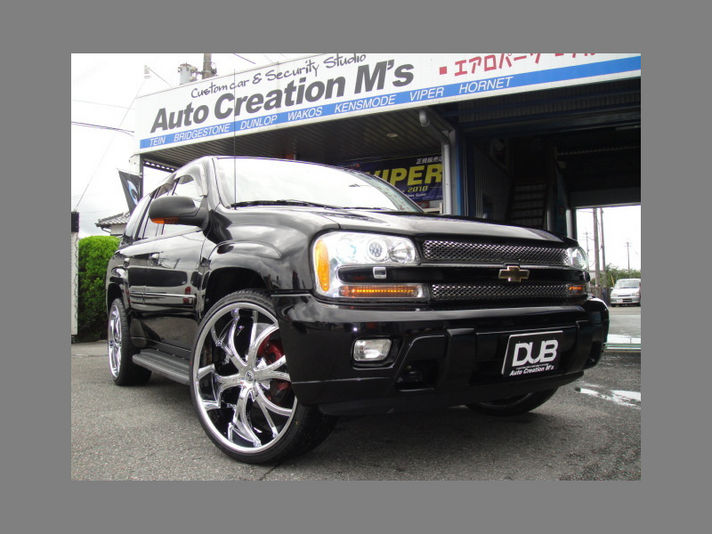 Chevrolet Trail Blazer with Dial 24inch