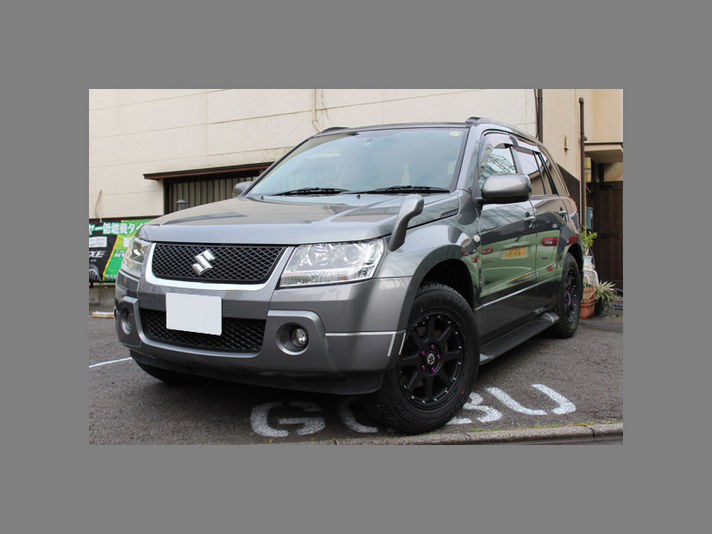 SUZUKI ESCUDOSpecial Thanks:GOBUYAMA Part2