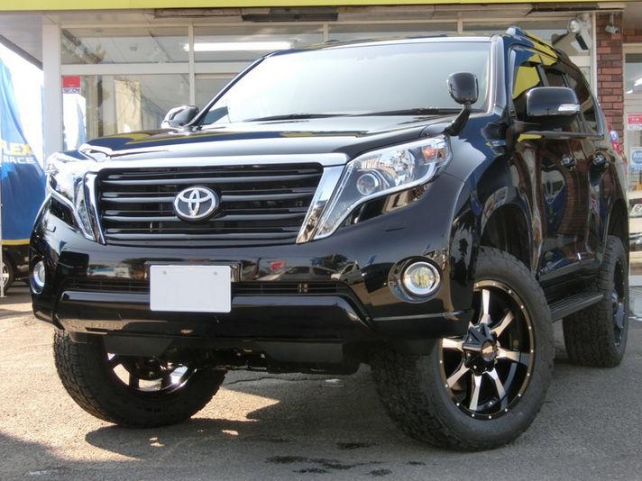 ホイール:MOTOMETAL MO970 20x9タイヤ:Nitto Terra Grappler 285/55R20Special Thanks:TANAKA TIRE