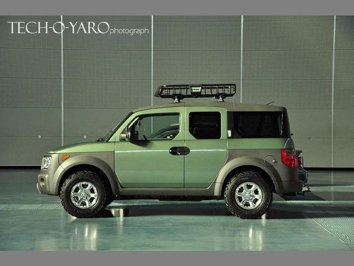 ホイール:American Racing AR660 Atlas 16x8車:Honda ElementSpecial Thanks:Gobuyama Part2