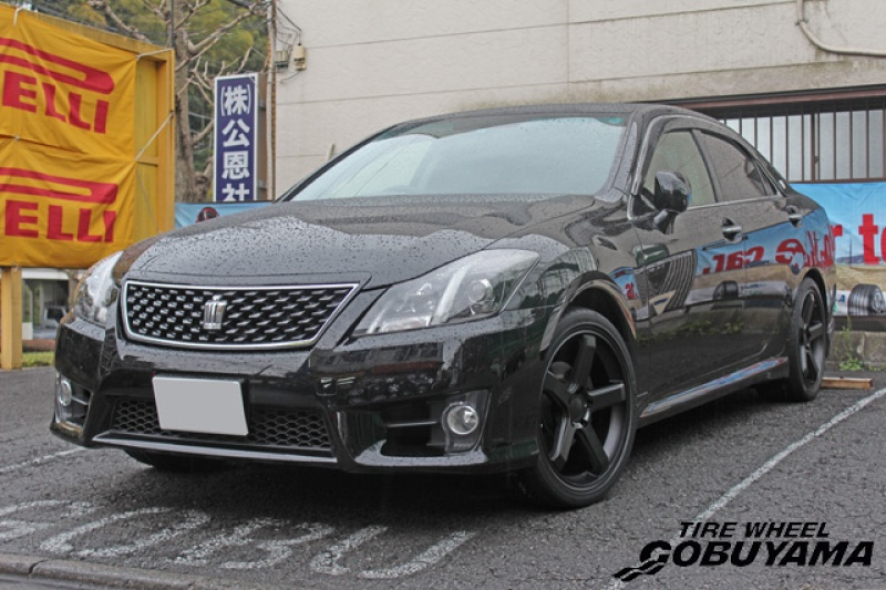 TOYOTA CROWNSpecial Thanks:GOBUYAMA Part2