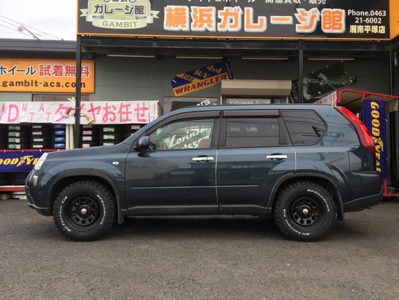 ホイール:Daytona SS 1670 5-114.3 +38タイヤ:225/70R16Special Thanks:横浜ガレージ館 湘南平塚店
