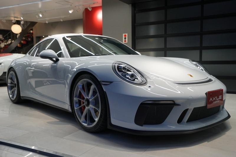 ポルシェ 911(Type911) 911GT3 ツーリングPKG 6速MT ディーラー車