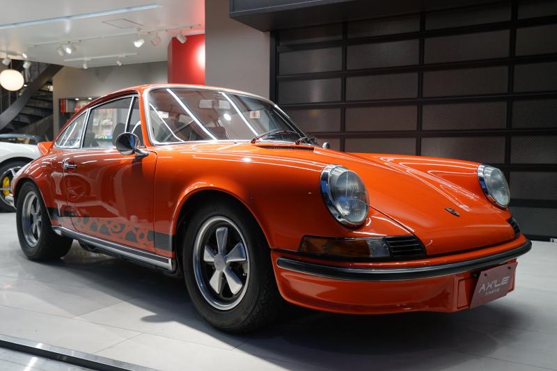 ポルシェ 911(Type911) カレラRS ディーラー車 タンジェリンカラー