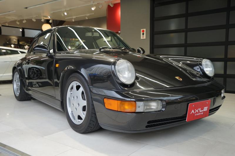 ポルシェ 911(Type964) カレラ4 5MT車 整備履歴多数有り クラッチOH済み