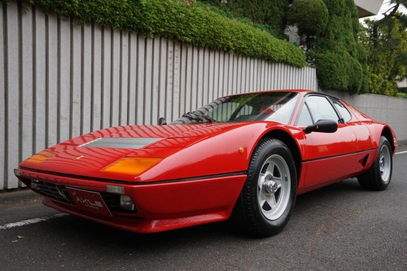 フェラーリ 512BBi