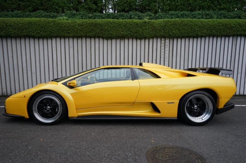 ランボルギーニ ディアブロ GT 世界限定80台 新車並行