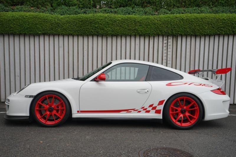 ポルシェ 911(Type997) GT3RS 3.8 スポーツクロノPKG サーキット未走行