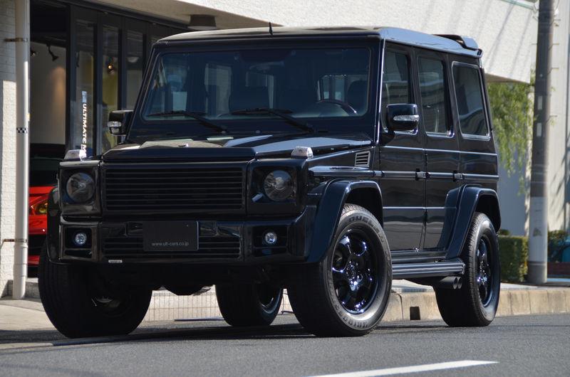 ブラバス ゲレンデヴァーゲン G5.8 GV12 Style 中古車 情報 アルティメット・モーターカーズ http ...