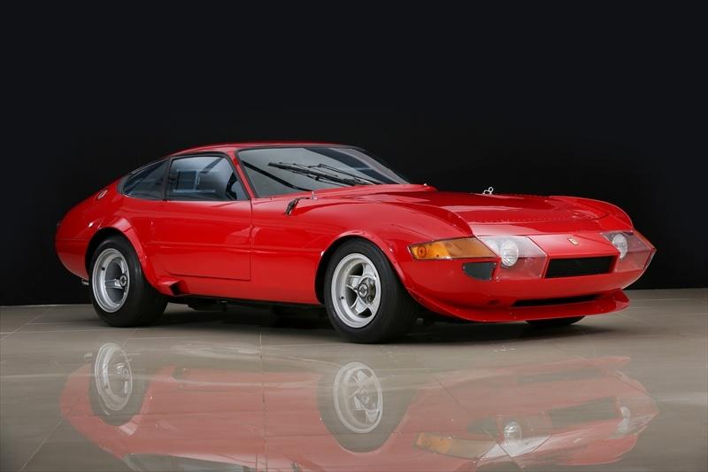 save off 66a2a 603c2 フェラーリ 365 GTB/4 デイトナ コンペティション ...